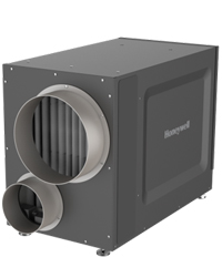 120 Pint Dehumidifier that integrates with your HVAC from Honeywell